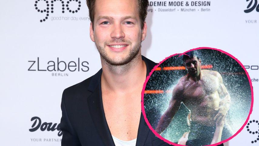 Wegen Nackt-Tanz: Marvin Albrecht disst Bachelor-Leonard!