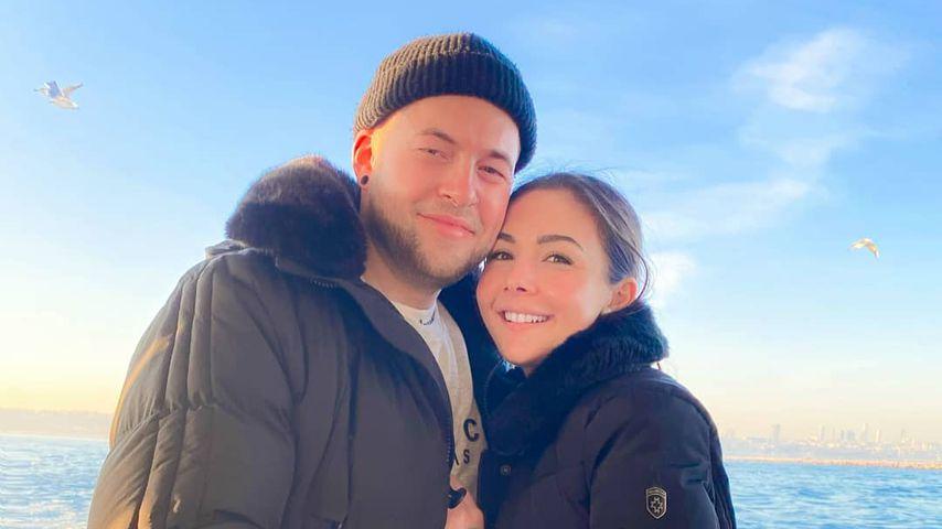 Marvin Ventura und Katharina Eisenblut
