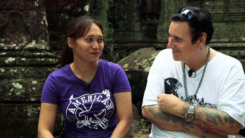 """""""Goodbye Deutschland""""-Auswanderer Mary Ann und Ritchie in Kambodscha"""