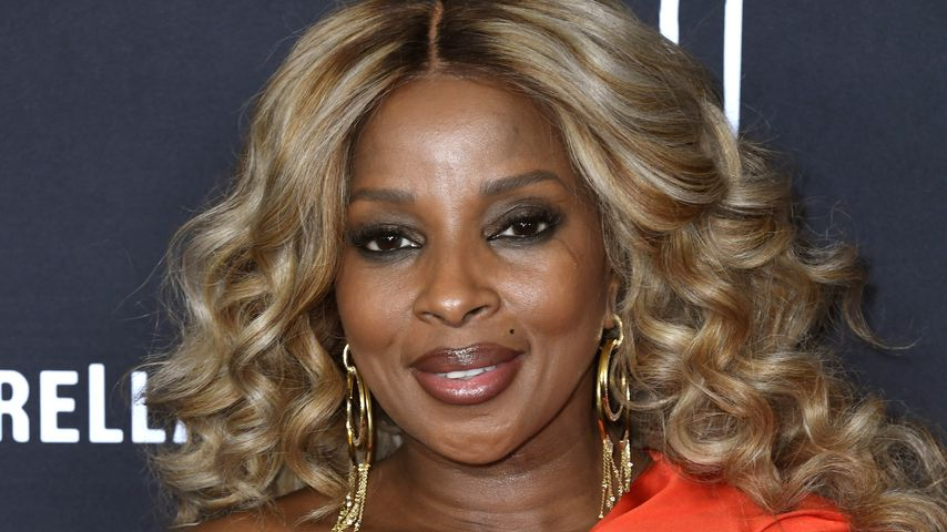 "Mary J. Blige bei der Premiere von ""The Umbrella Academy"""