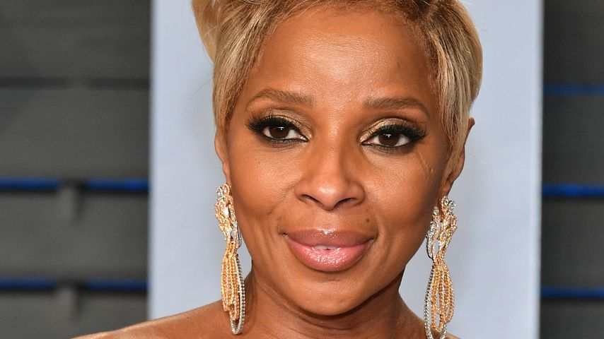 Mary J. Blige bei der Vanity Fair Oscar Party