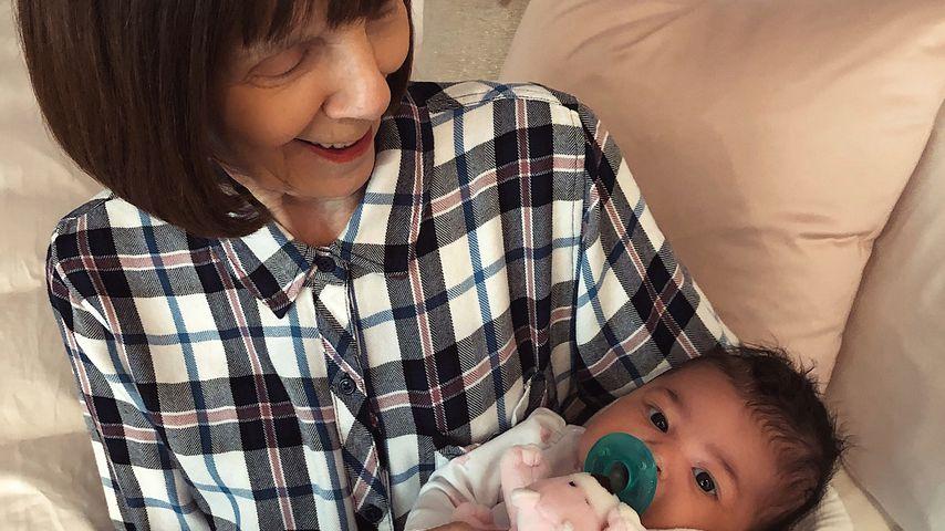 Stormi Webster: Kylie Jenner zeigt erstmals das Gesicht ihres Babys
