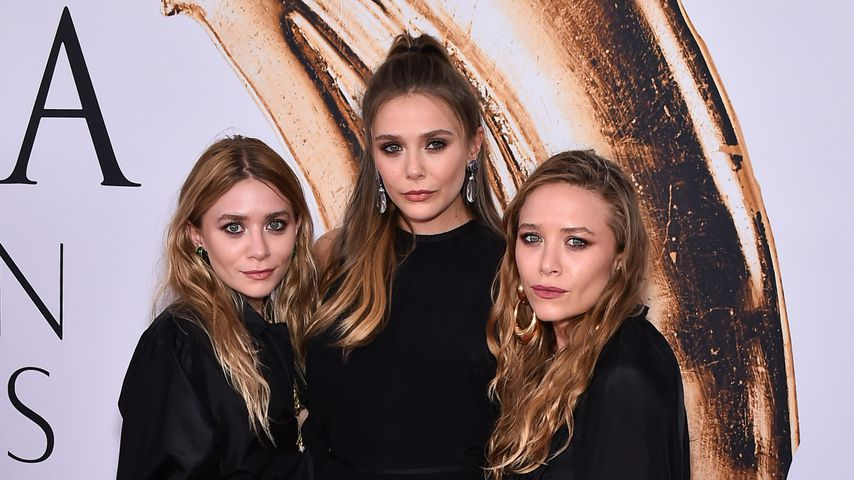 Mary-Kate, Elizabeth und Ashley Olsen bei den CFDA-Fashion Awards 2016