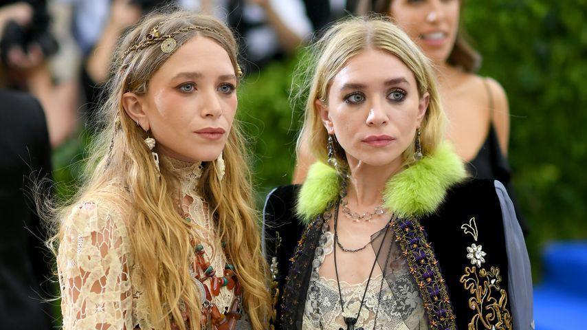 Mary-Kate und Ashley Olsen auf der Met Gala 2017