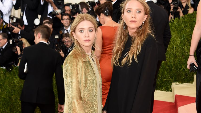 Entwirft Mary-Kate Olsen ihr Brautkleid selbst?