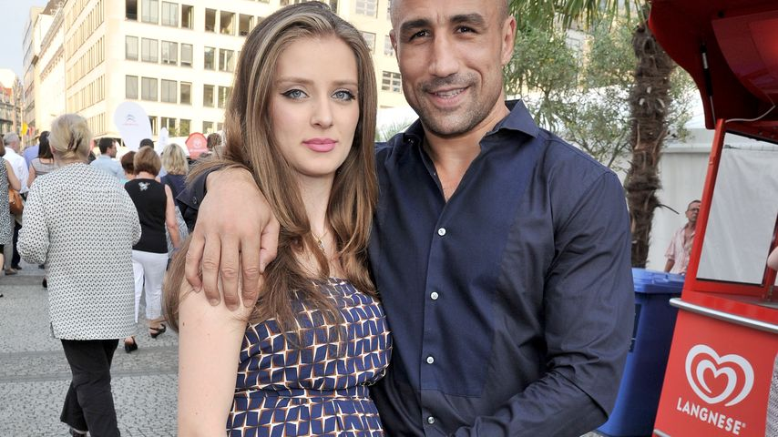 Mary und Arthur Abraham beim Classic Open Air in Berlin