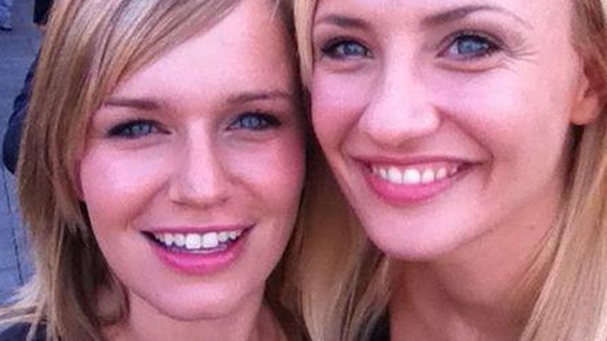 """""""Trashionweek"""": Marylu und Ania posten witziges Model-Pic!"""