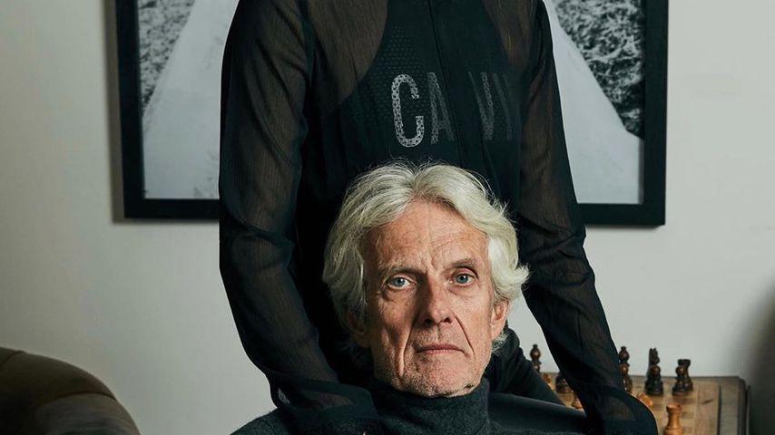 Mathieu und Elena Carrière