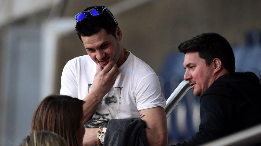 Matias und Rodrigo Messi, Brüder von Fußball-Star Lionel Messi