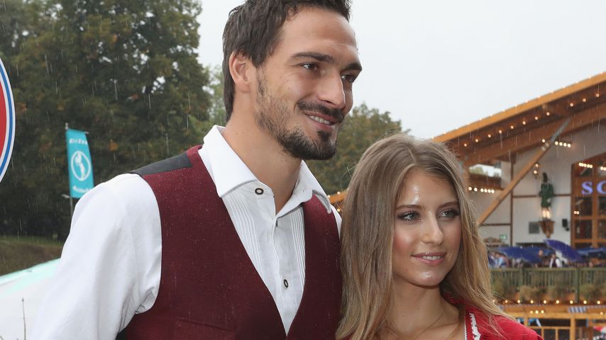 """Mother of Fire"": Cathy Hummels' sexy Baby-Countdown!"