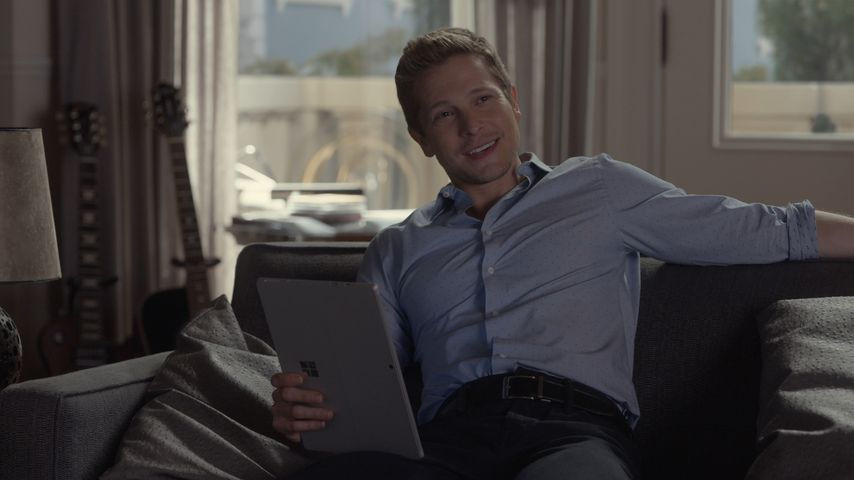 "Matt Czuchry in ""Gilmore Girls: A Year in the Life"""