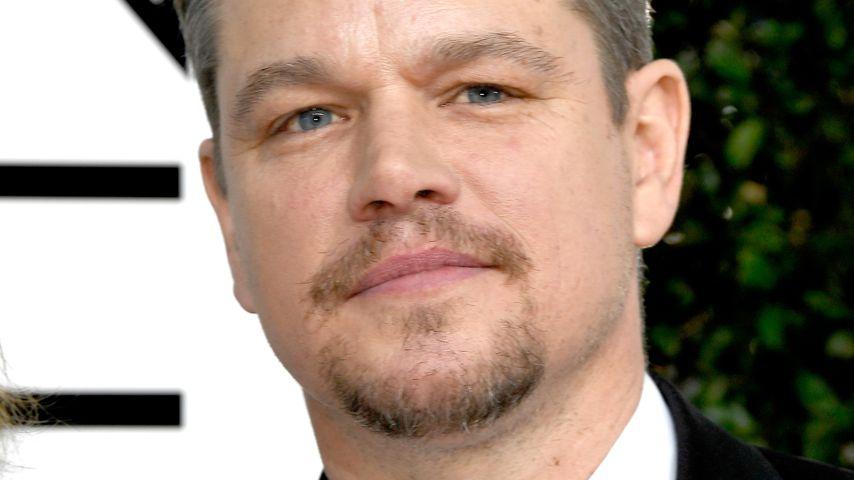 """Matt Damon vs. #MeToo: Fans fordern """"Ocean's 8""""-Rauswurf"""