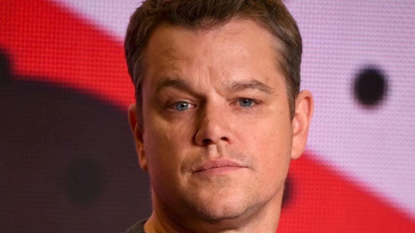 """Fans vermuten: Matt Damons """"Ocean's 8""""-Rolle rausgeschnitten"""