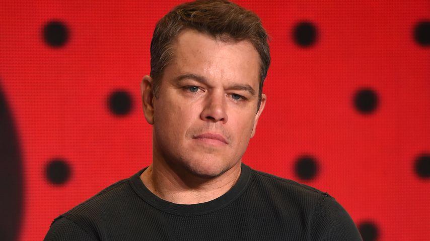 """Matt Damon bei der """"Suburbicon""""-Pressekonferenz 2017"""