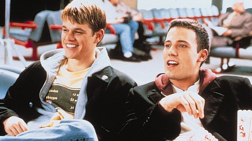 "Matt Damon und Ben Affleck in ""Dogma"", 1999"