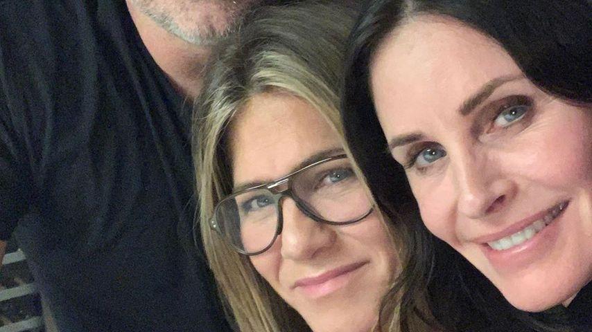 Social Media: Instagram: Jennifer Aniston debütiert mit