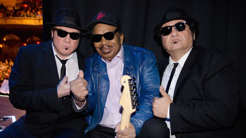 Trauer um Blues Brothers-Gitarrist Matt Murphy