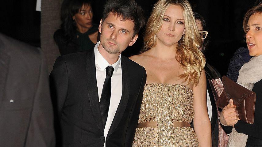 Frisch verliebt: Matt Bellamy datet Kate-Hudson-Kopie