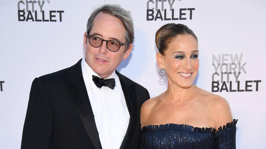 Nach Krisen-Gerücht: Scheidung bei Sarah Jessica Parker?