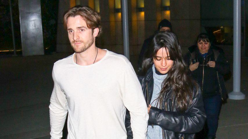 Matthew Hussey und Camila Cabello im Januar 2019