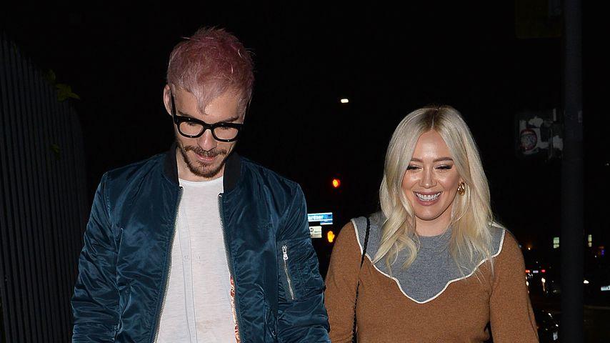 Matthew Koma und Hilary Duff in Los Angeles