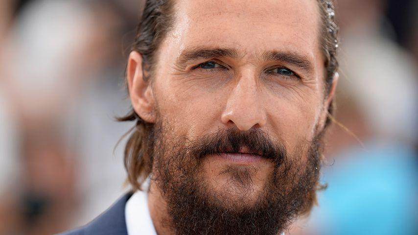 Matthew McConaughey beim Cannes Film Festival, 2015