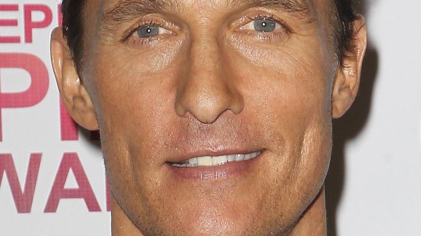 Matthew McConaughey: Mit kluger Taktik zum Oscar?