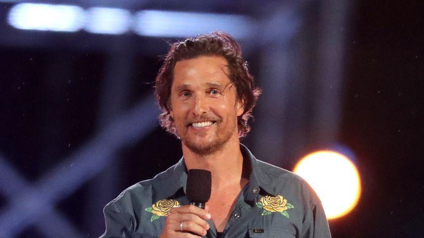 Matthew McConaughey, Schauspieler