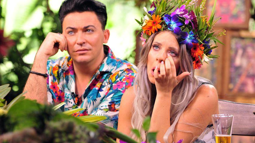 Matthias Mangiapane & Dschungelkönigin Jenny Frankhauser in der großen Wiedersehens-Show