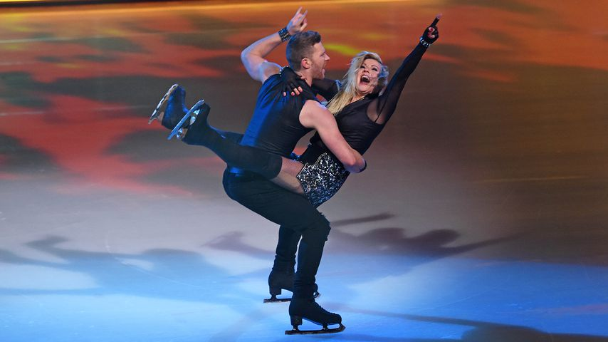 "Rocker-Kür: ""Dancing on Ice""-Aleksandra überrascht total"