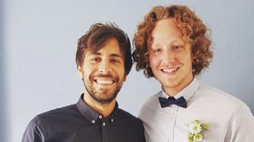 Max Giesinger: Tränen bei Hochzeit von ESC-Michael Schulte