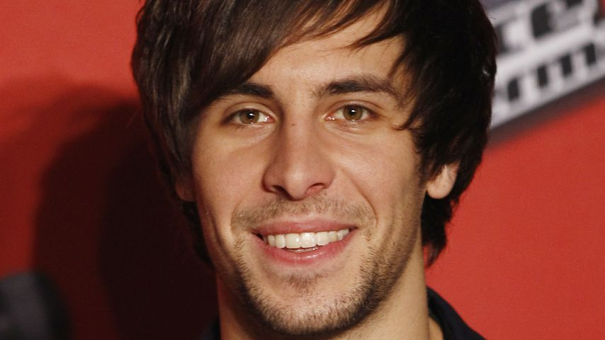 """Max Giesinger bei """"The Voice of Germany"""" 2012"""