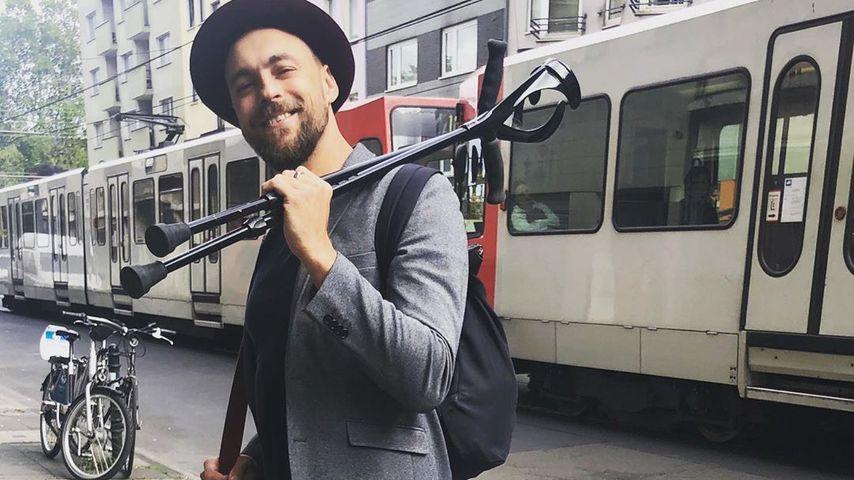 """""""Schlag den Star""""-Verletzung: Max Mutzke gibt ein Update!"""