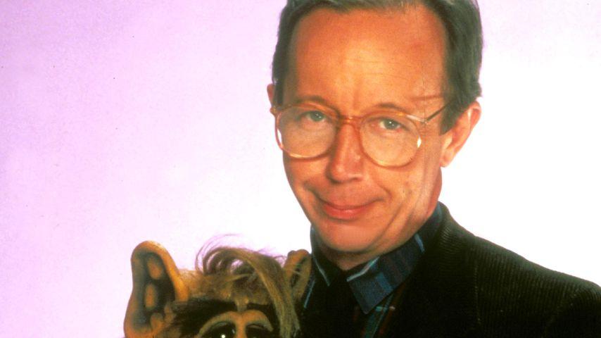 """Max Wright als Willie Tanner in der Serie """"Alf"""""""