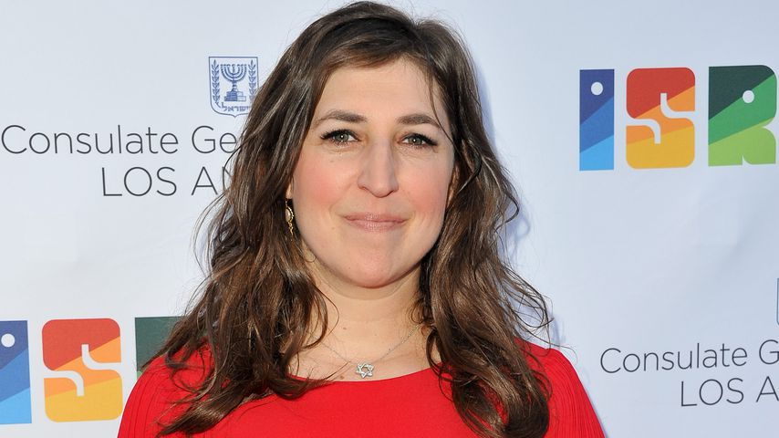 "Mayim Bialik, ""The Big Bang Theory""-Darstellerin"