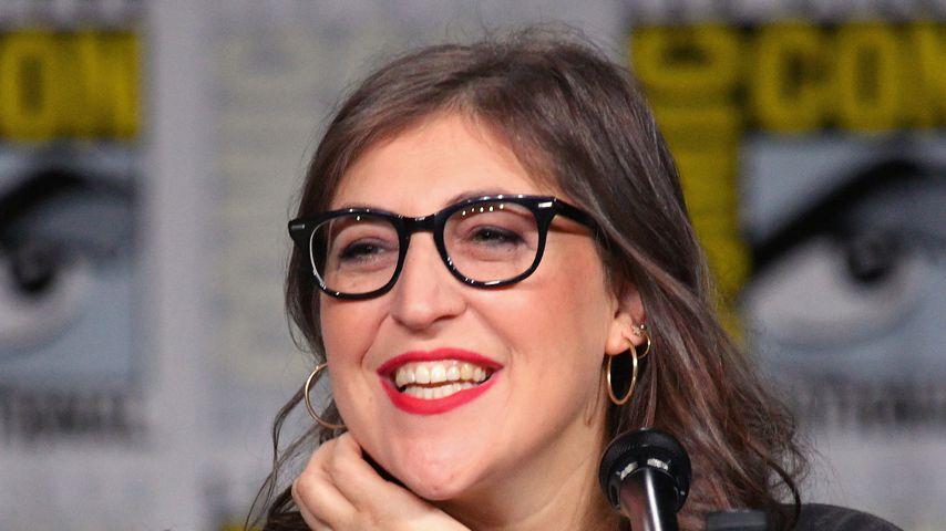 Mayim Bialik bei der Comic-Con in San Diego