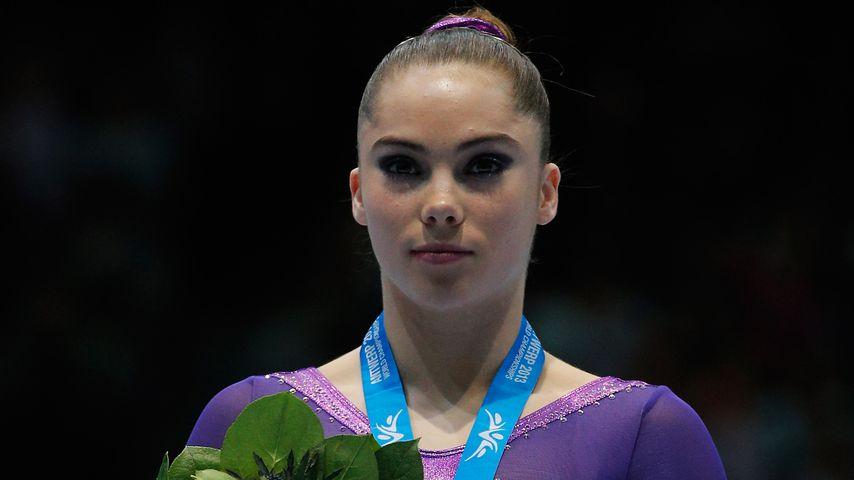 McKayla Maroney bei der Turn-WM in Antwerpen 2013