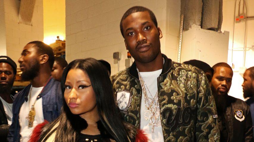 Irrtum: Deswegen sind Nicki Minaj & Meek noch nicht verlobt