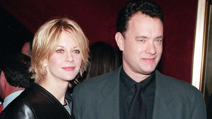 Meg Ryan und Tom Hanks im Dezember 1998