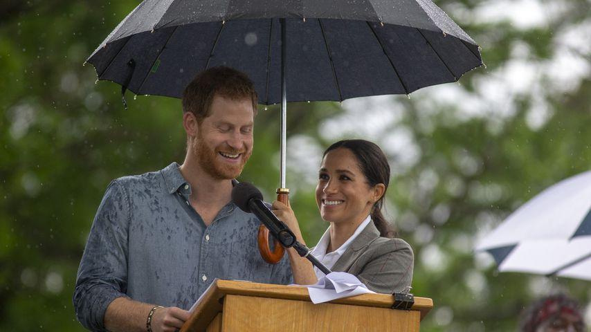 Prinz Harry und Herzogin Meghan in Dubbo