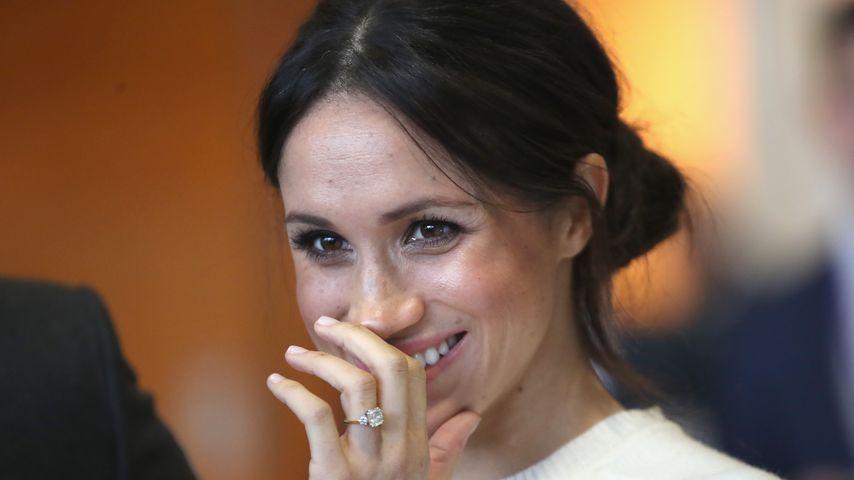 Royal-Schnäppchen? So viel soll Meghans Brautkleid kosten!