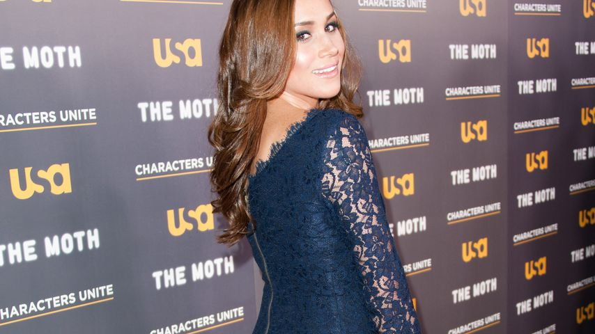 "Meghan Markle bei der ""The Moth's Storytelling""-Tour"