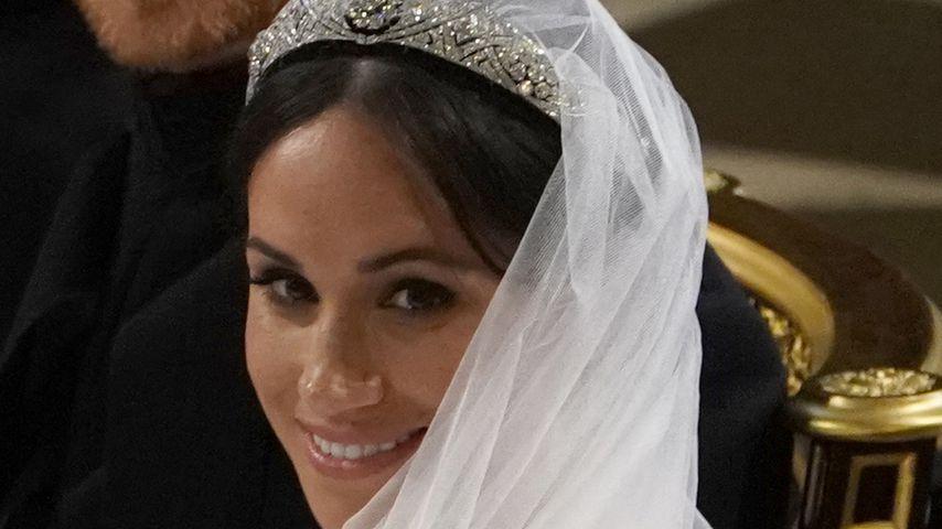 Für 25 Euro: Fans können Meghans Hochzeits-Diadem nachkaufen
