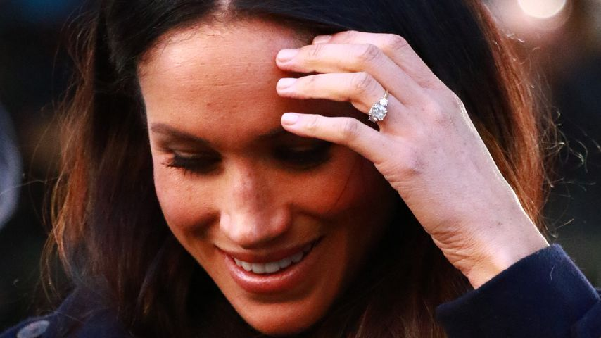 Royale Beauty-Regel: Kein bunter Nagellack für Meghan Markle
