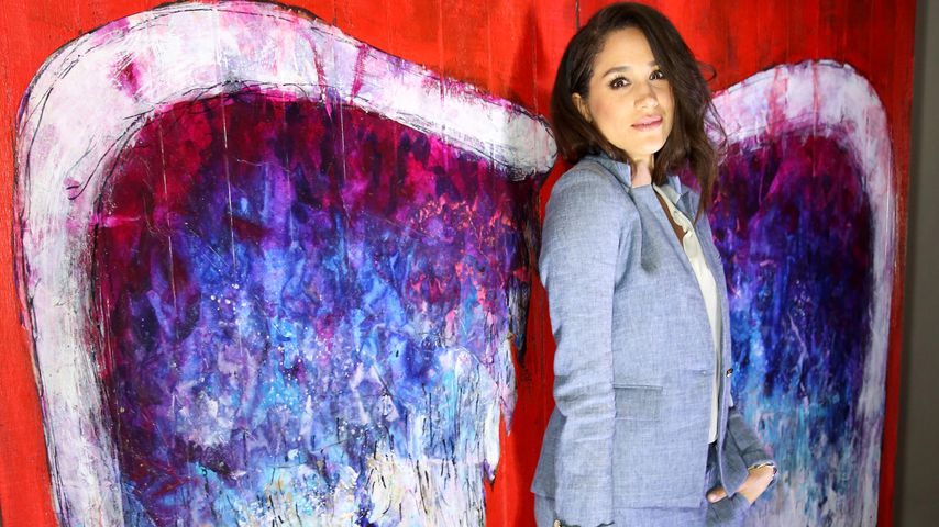 """Meghan Markle bei der """"pARTy! - celebrating 25 years of P.S. ARTS"""""""