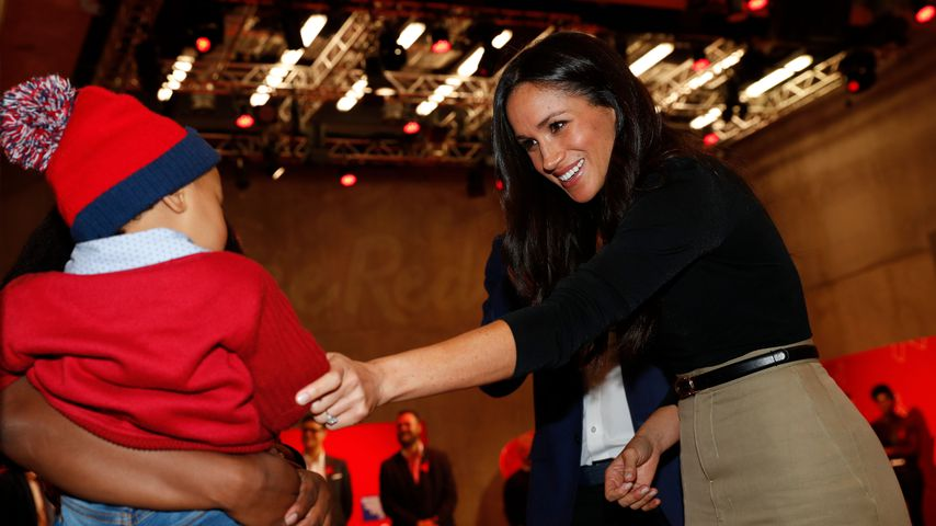 """Meghan Markle bei der """"Terrence Higgins Trust World AIDS Day Charity""""-Messe 2017"""