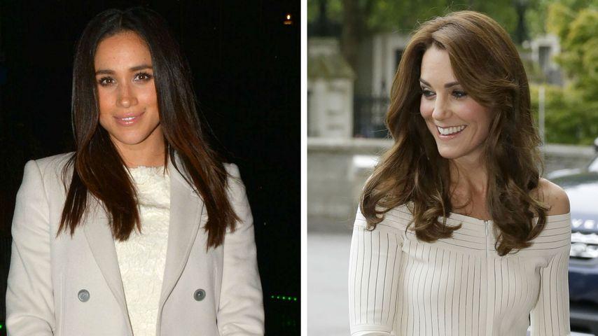 Meghan Markle: Antrittsbesuch bei Herzogin Kate steht bevor!