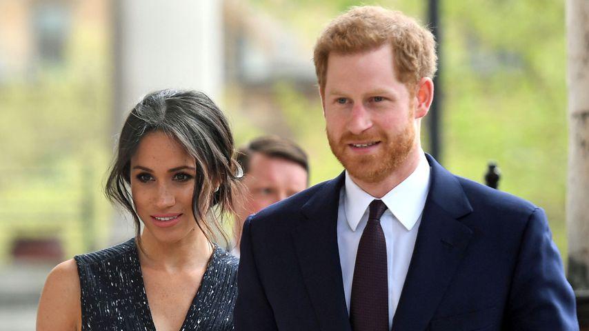 Meghan & Harry: Mit diesen Hochzeits-Traditionen brechen sie