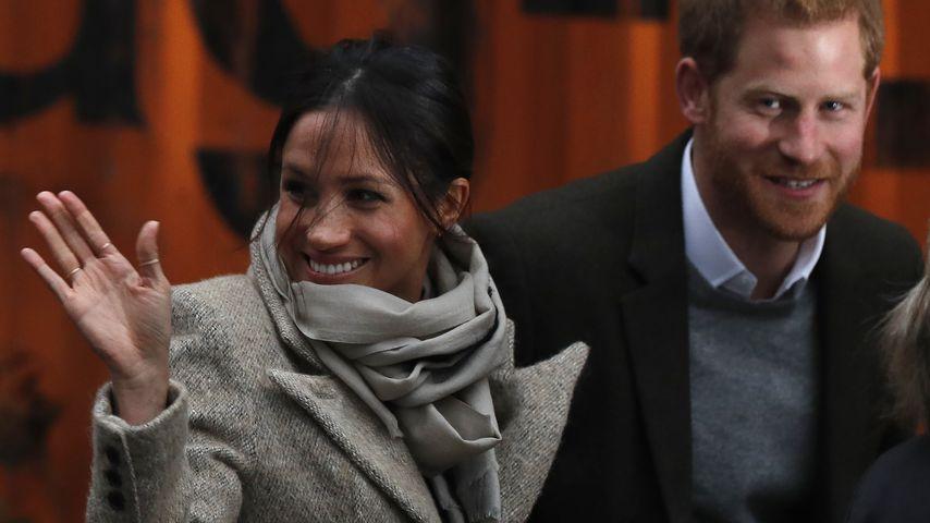 Wie niedlich! Prinz Harry stellt Meghan Lieblings-Nanny vor