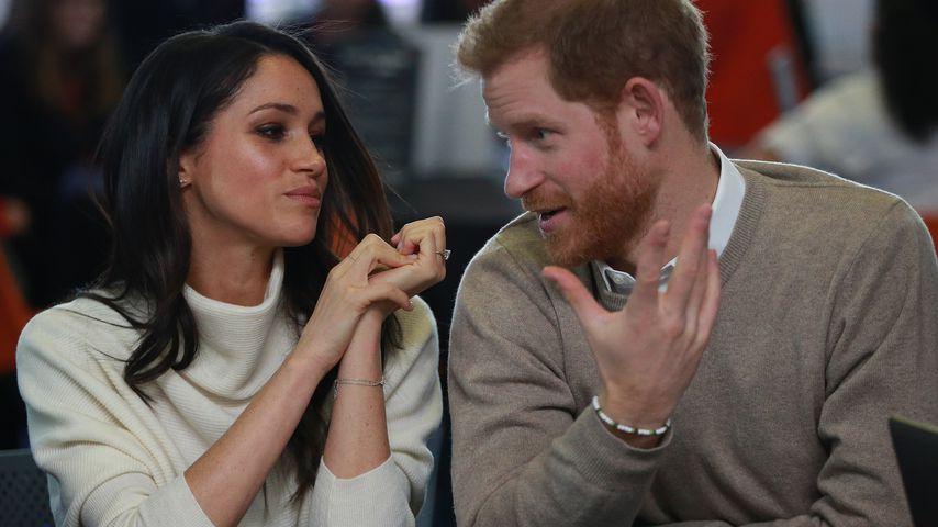 Meghan Markle und Prinz Harry zu Besuch in Birmingham